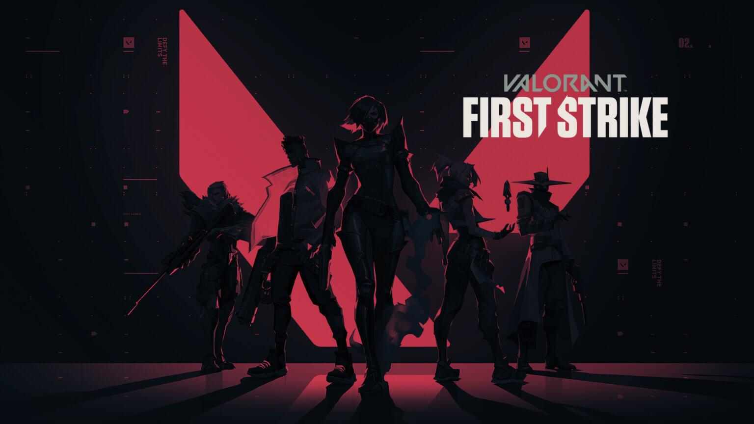 First Strike do Japão