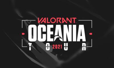 VALORANT Oceania Tour