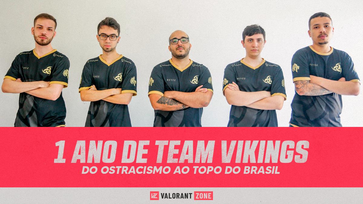 Team Vikings VALORANT